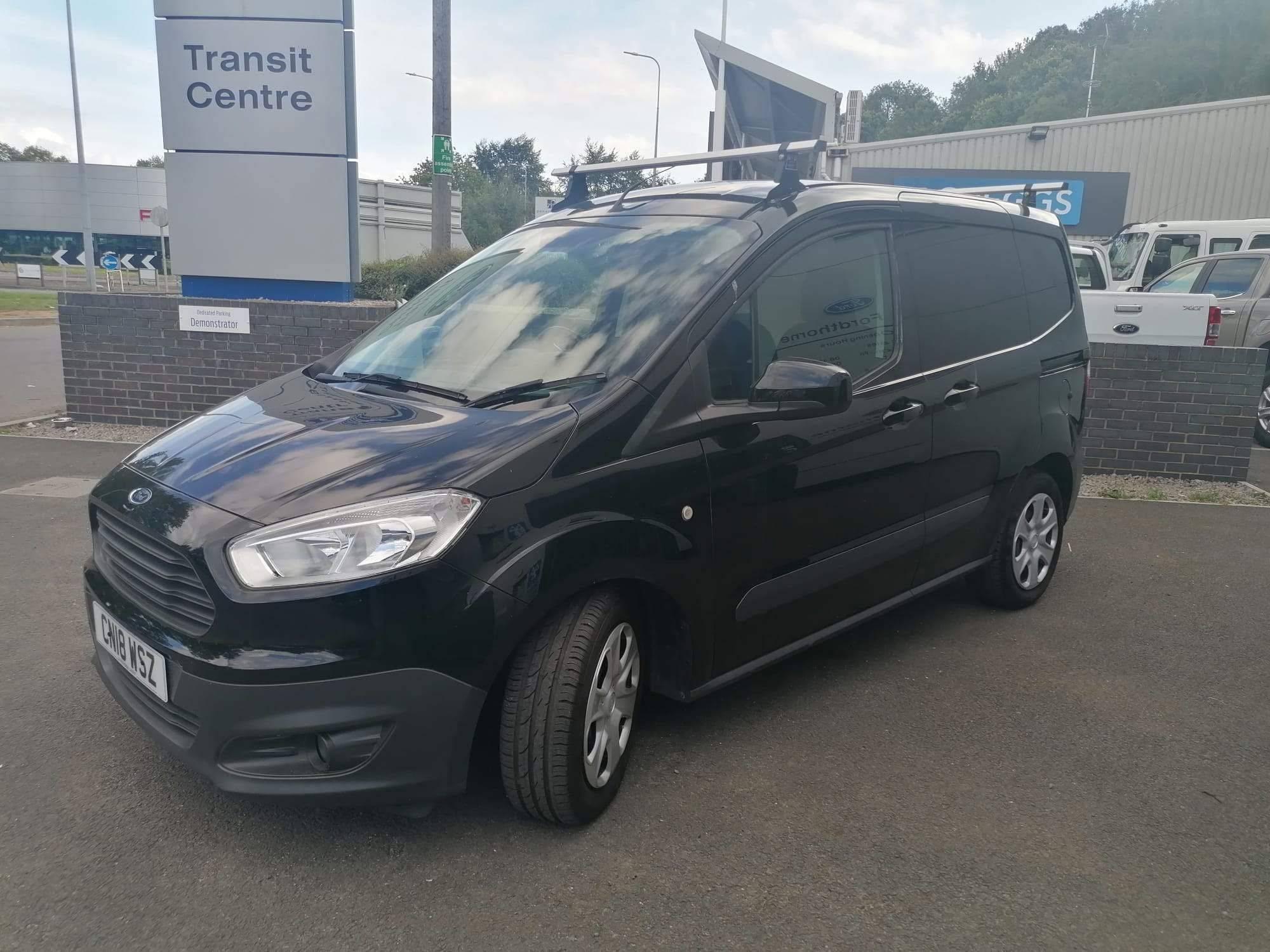 2018 Ford Transit Courier TDCi Trend L1 EU6 full