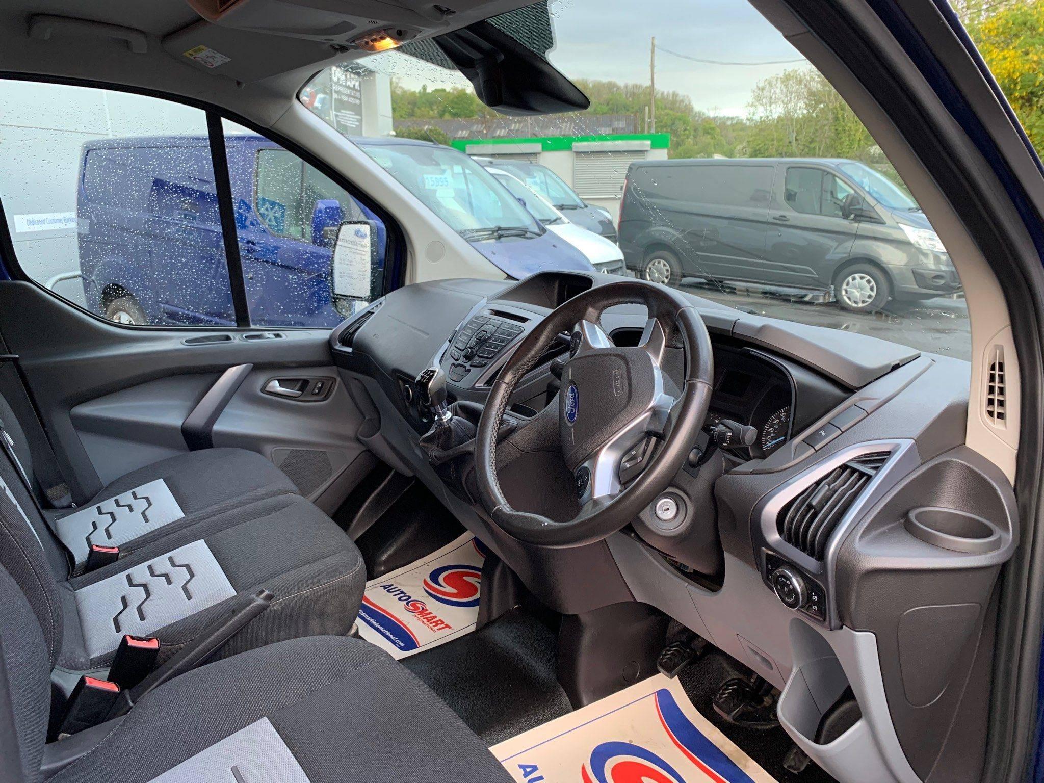 2017 Ford Transit Custom TDCi 270 Limited full