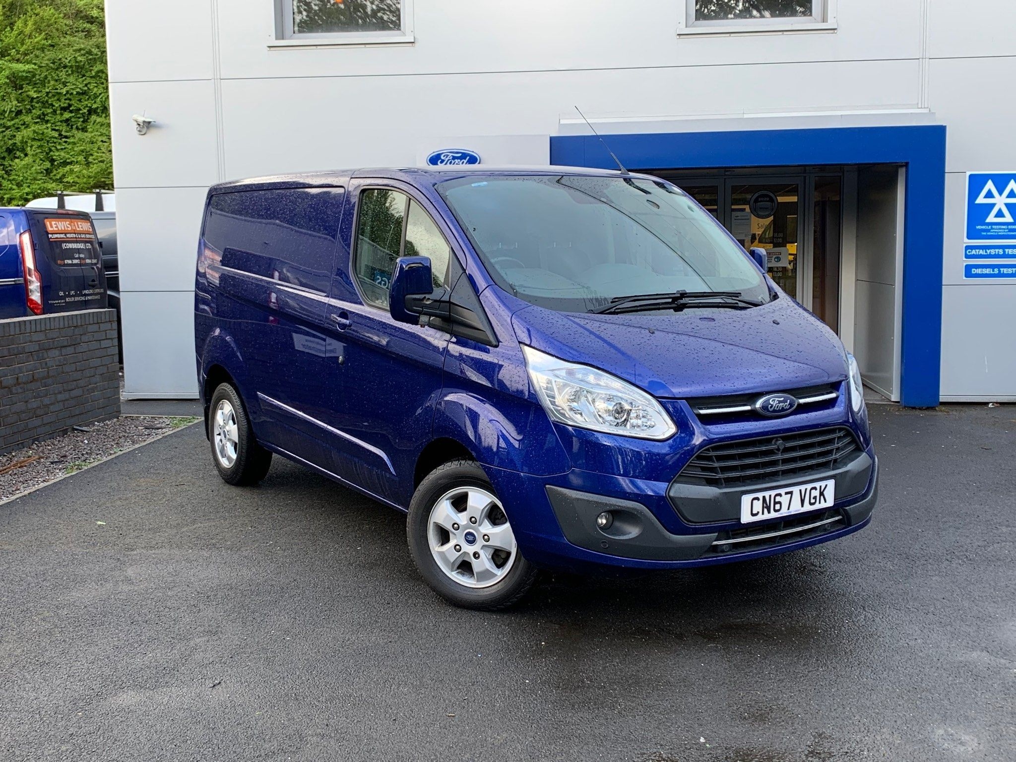 2017 Ford Transit TDCi 270 Limited