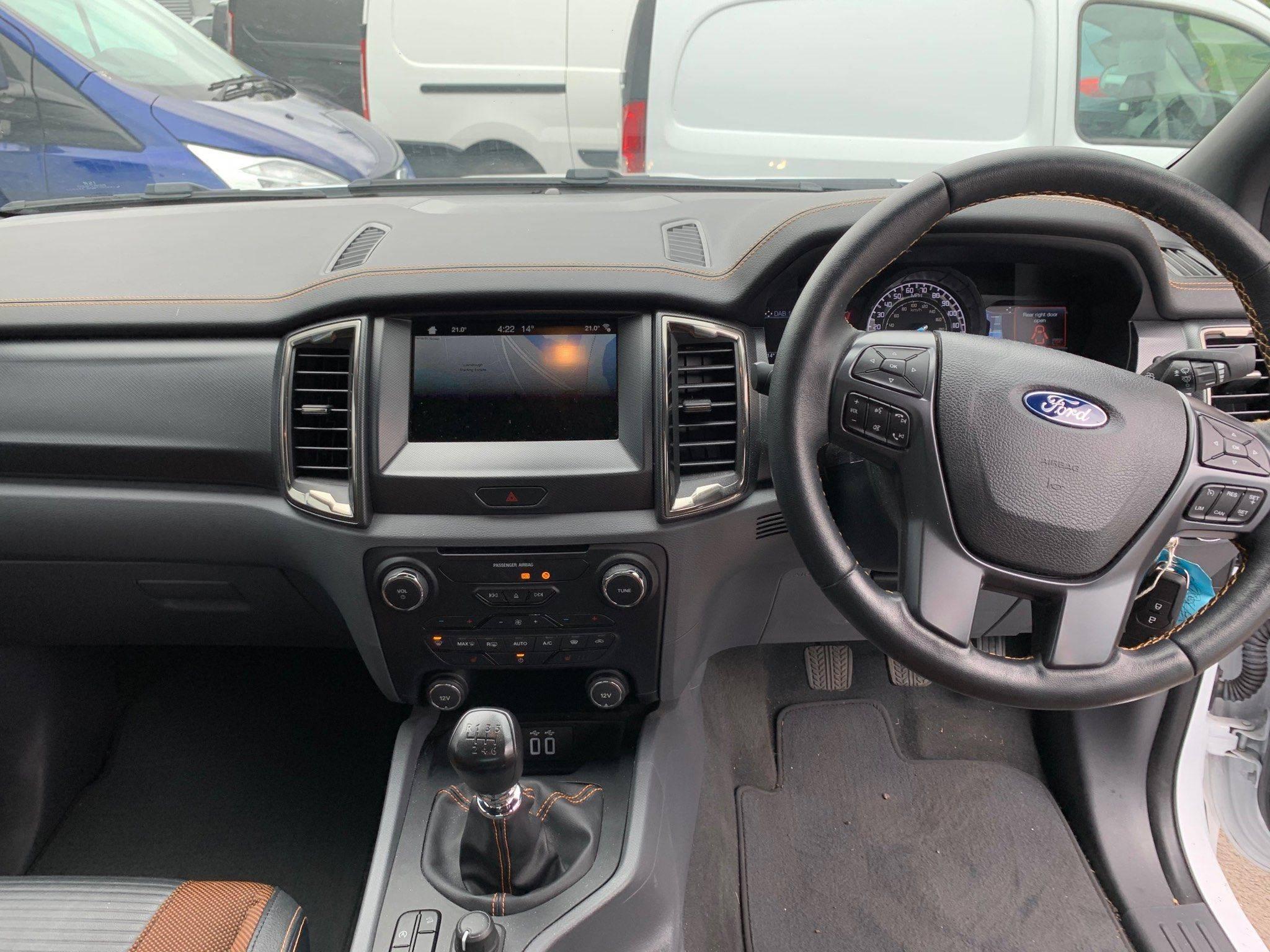2020 Ford Ranger TDCi Wildtrak Double Cab full