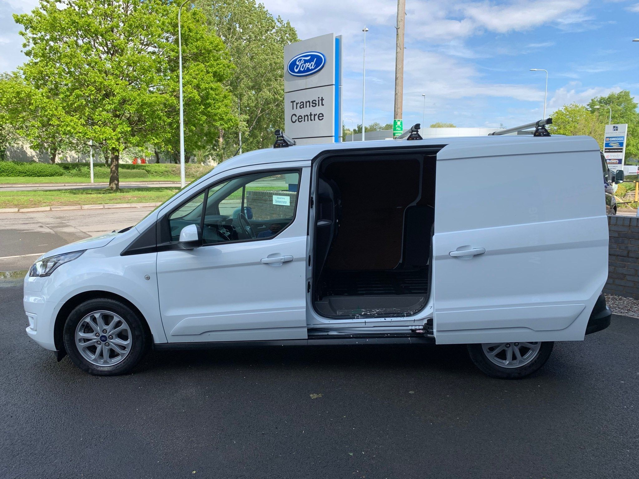 2019 Ford Transit Connect EcoBlue Limited full