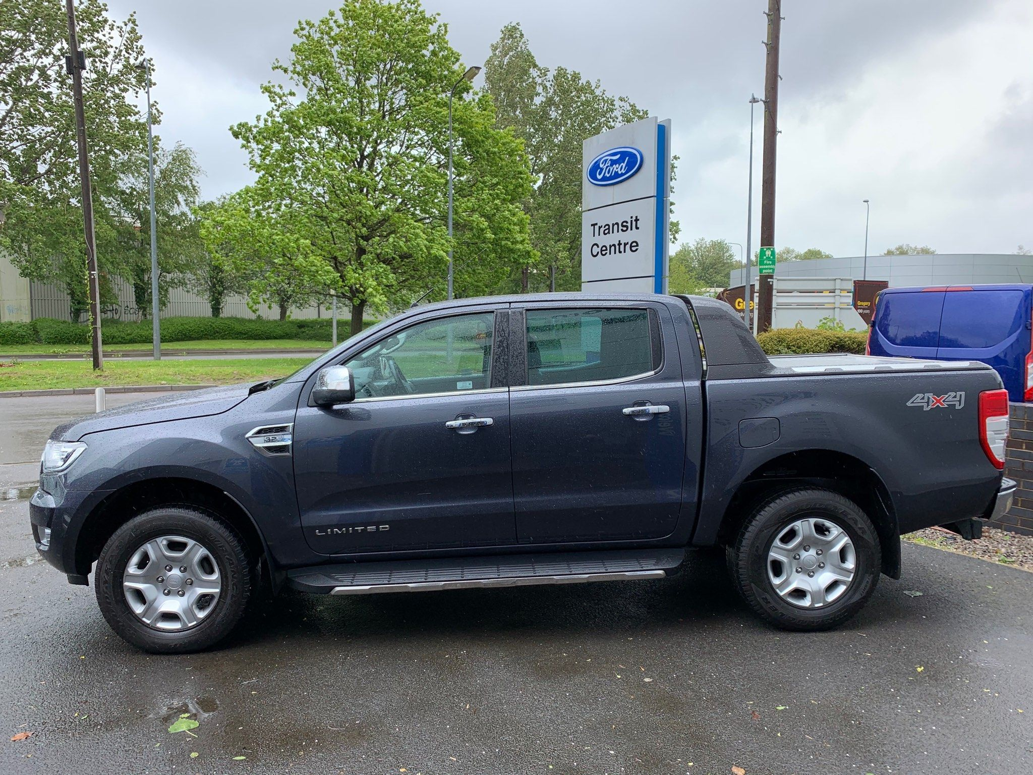 2017 Ford Ranger TDCi Limited 2 Double Cab Pickup full